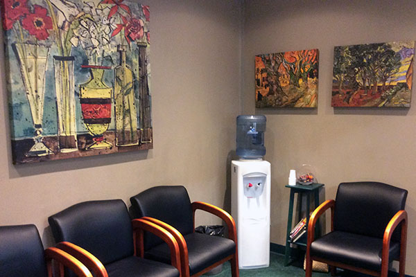 Dr. Dailley's Office