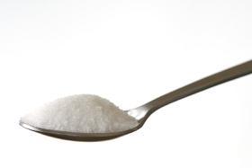 Silver Spoon with Sugar